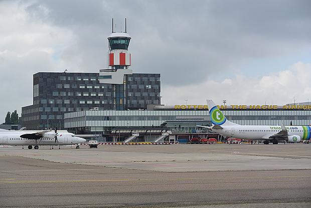Rotterdam The Hague Airport. Foto: SP